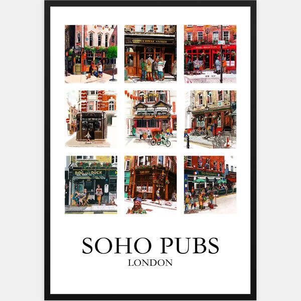 Soho Pubs